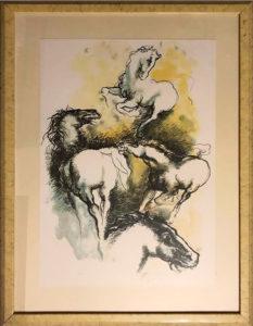 Augusto Murer – Cavalli