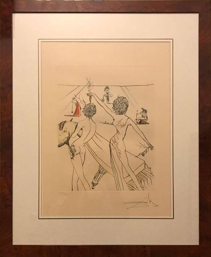 Salvador Dalì – Venus