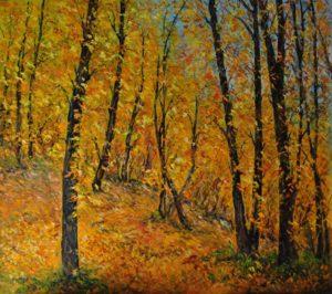 Leopoldo Meozzi – Colori d'autunno