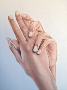 Anna Maria Alessandrini – Con le mani
