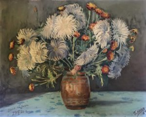Peter Nikolaevich Nosov – Crisantemi