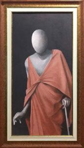 Fernando Graziano – Omaggio a Gandhi
