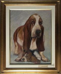 Artista sconosciuto – Maternità canina