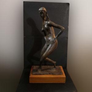 Pericle Fazzini – Figura di donna