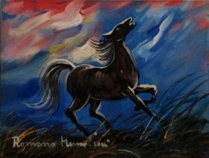 Romano Mussolini – Cavallo