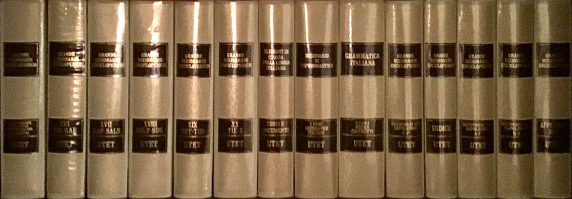 Grande dizionario enciclopedico – Utet