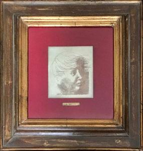 Emilio Greco – Dal diluvio di Michelangelo nella cappella Sistina