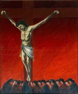 Gino Baglivo – Crocifissione