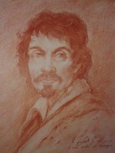 Giuseppe Fuschi – Il vero volto di Caravaggio