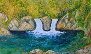 Leopoldo Meozzi – L'acqua e le rocce