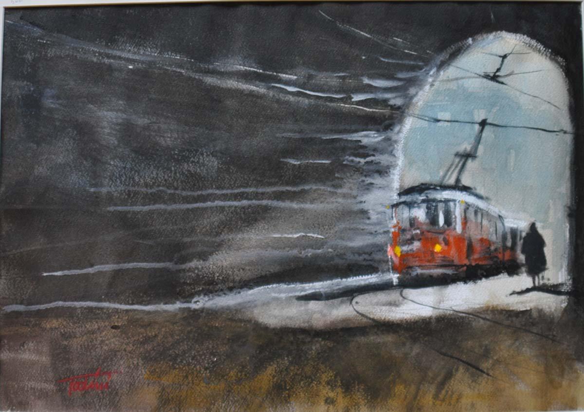 Gabriele Tadini – Nella galleria