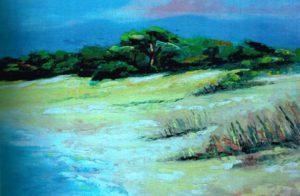 Roberto Frigo – Spiaggia tirrenica