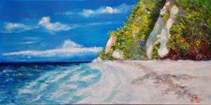 Leopoldo Meozzi – Una spiaggia per sognare