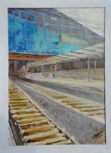 Grazia Bonini – Arrivi e partenze 1