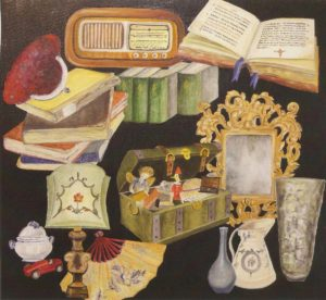 Maria Paola Spadolini – Dalla soffitta alla cantina