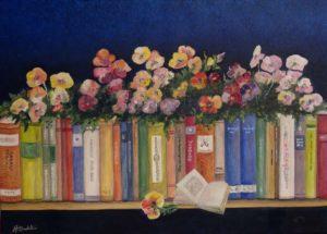 Maria Paola Spadolini – Libri in fiore