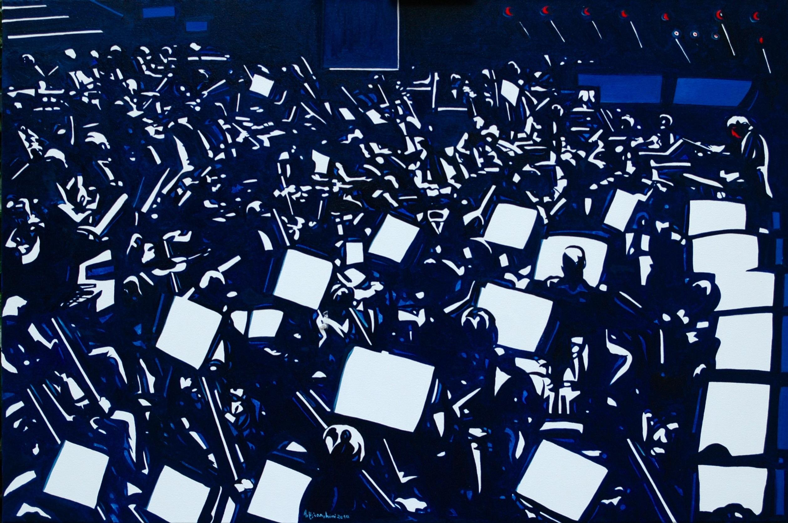 Andrea Bianchini – L'orchestra