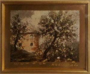 Attilio Melo – La casa rosa