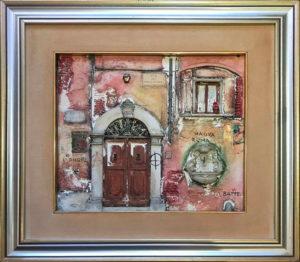 Fausto Battelli – Via dei gigli d'oro
