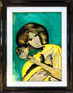 Remo Brindisi – La maternità