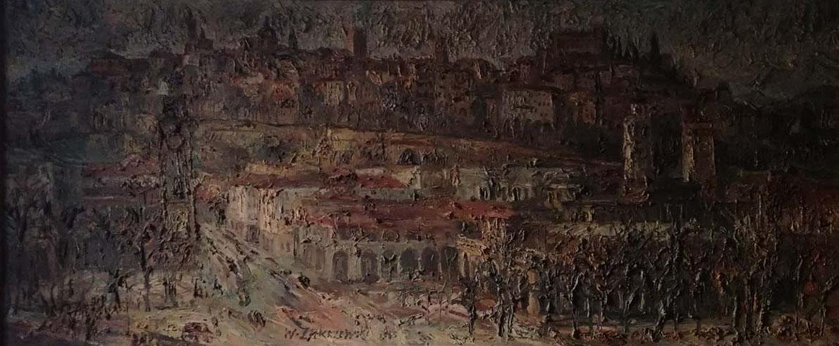 W. Zakrzewski – Senza titolo