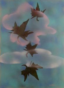 Sergio Melloni – Caduta di foglie