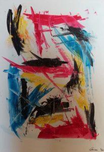 Carioni Mattia – Mondrian la mia rivisitazione