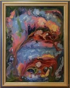 Leonardo Melchionda – Metamorfosi tra cielo terra e mare