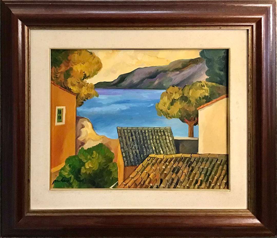 Stefano Puleo – Mari e tetti