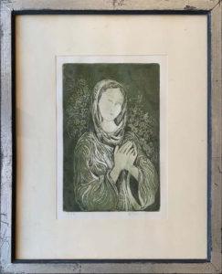 Maria Pia Papino – Madonna dei fiori