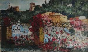 Michele Cascella – Portofino