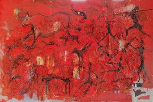 Luca Migliori – Pitture rupestri