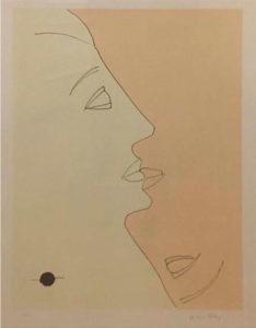 Man Ray – Senza titolo