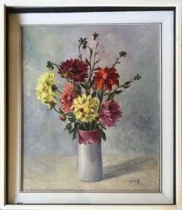 Bonelli – Vaso di fiori