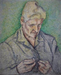 Franca Carra – Ritratto della madre