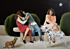 Franca Carra – Il bacio