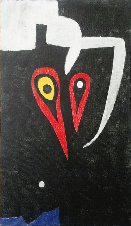 Edizioni Seat – Testa,uccello – Joan Mirò