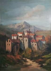 Antonio Di Michele – Paesaggio