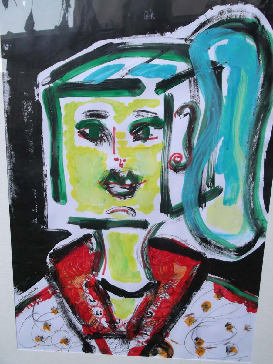Gabriella Ceccherini – Testa Quadra