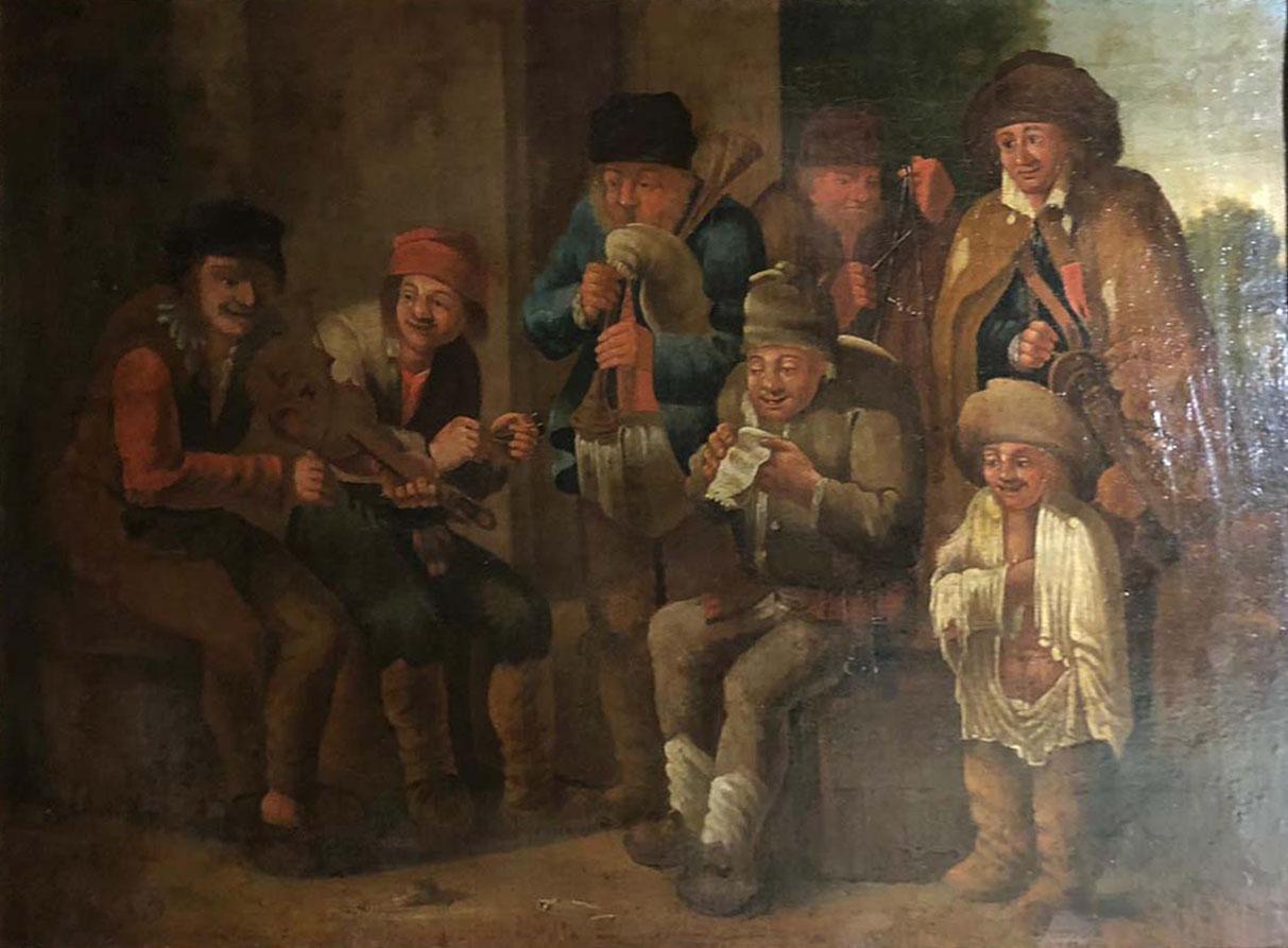 Scuola Fiamminga – Banda di musicisti