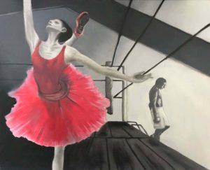 Alessandra Cafiero – La ballerina sul ring