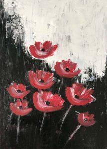 Alessandra Cafiero – I papaveri rossi