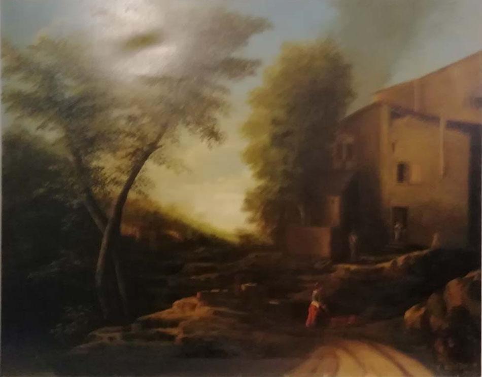 E. Berland – Casa nel bosco