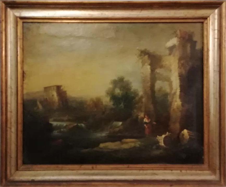 Artista sconosciuto – Antiche rovine
