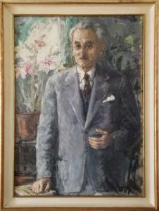 Roman Bilinski – Ritratto di Lucangelo Allavena