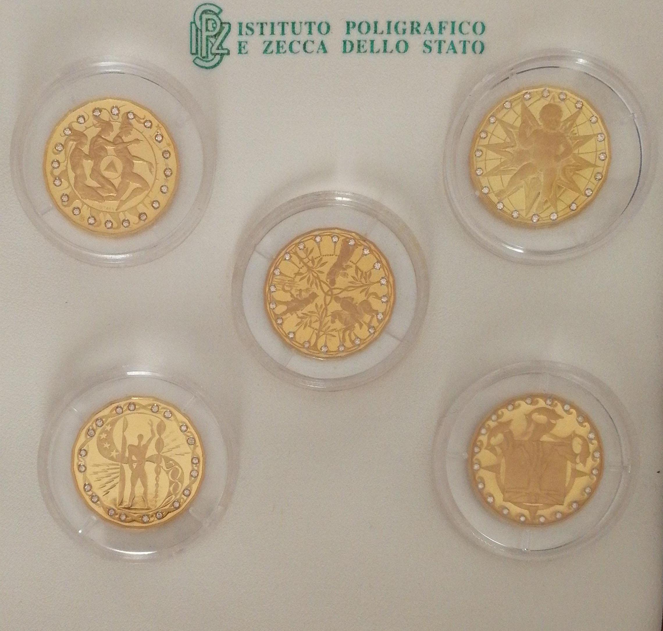 Moneta 2000 III Millennio – IPZS