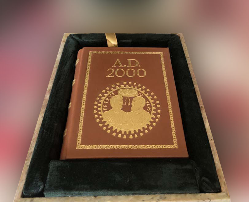 Il libro d'oro del giubileo 2000 – Editalia