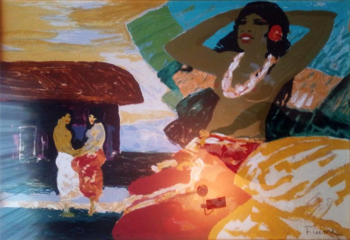 Salvatore Fiume – Sole a Tahiti