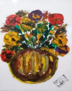 Bolasco – Vaso di fiori