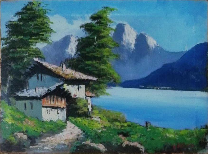 Gioacchino – Casa sul lago
